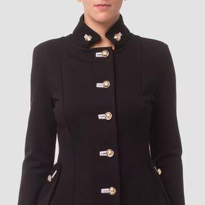 Joseph Ribkoff Military Jacket Style 183349 Blk 6